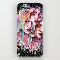 Find Them iPhone & iPod Skin