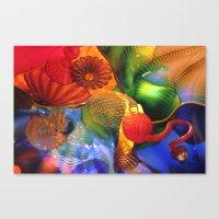 Persian Sky #1 Canvas Print