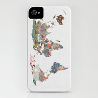 iPhone 4s & iPhone 4 Cases featuring Louis Armstrong Told Us So by Bianca Green