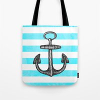 Anchored // Love Tote Bag