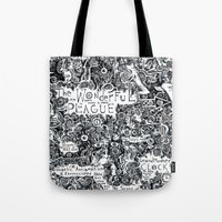 The Wonderful Plague Tote Bag