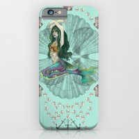 Mermaid Deco iPhone 6 Slim Case