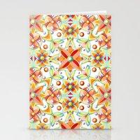 Suzani Textile Stationery Cards