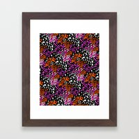 Exotic animal Framed Art Print