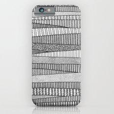 Fields in B&W iPhone 6 Slim Case