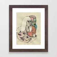 Re-Celos Framed Art Print