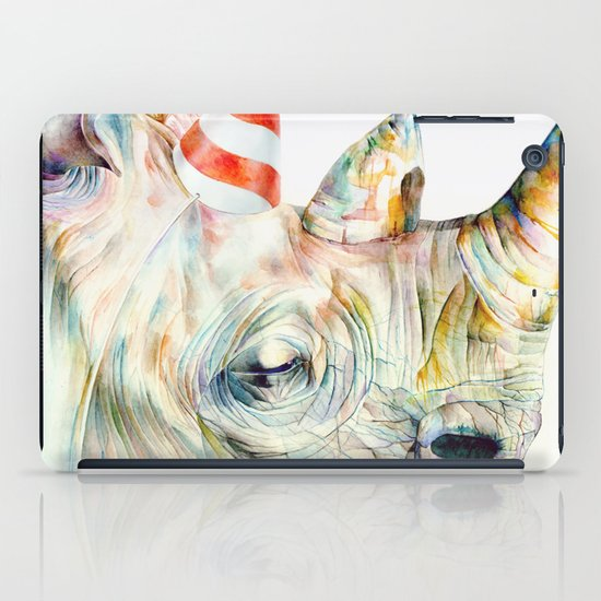 Rhino's Party iPad Case