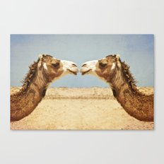 Love and Affection Canvas Print