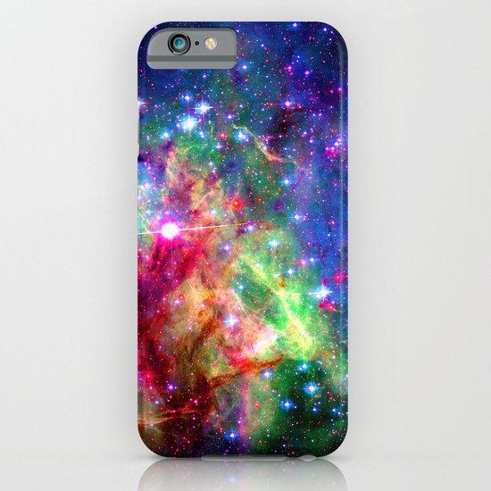 Cosmic Magic iPhone & iPod Case