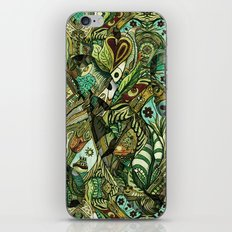 Journey thru the mind to see what makes you shine iPhone & iPod Skin