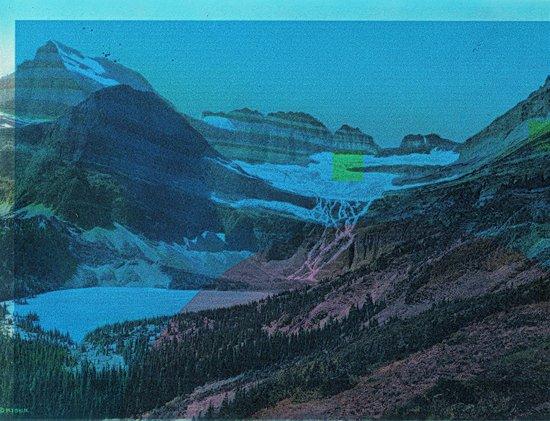 """National Park Portrayal 2012"" Art Print"