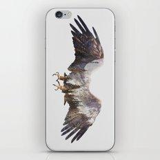 Arctic Eagle iPhone & iPod Skin