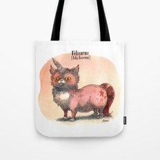 Felis Licornus Tote Bag