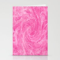 Fairy Floss Stationery Cards