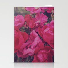 Faded Floral Stationery Cards