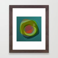The Abstract Dream 6 Framed Art Print