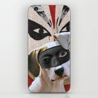 Kabooki Pooch in training iPhone & iPod Skin
