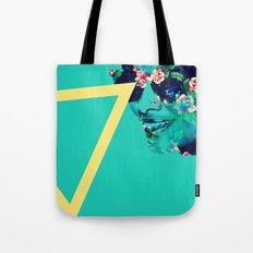 Flowerful Tote Bag