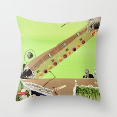 Natural drug Throw Pillow
