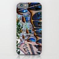 iPhone & iPod Case featuring Casa Batllo: Barcelona, Spain by JuliHami
