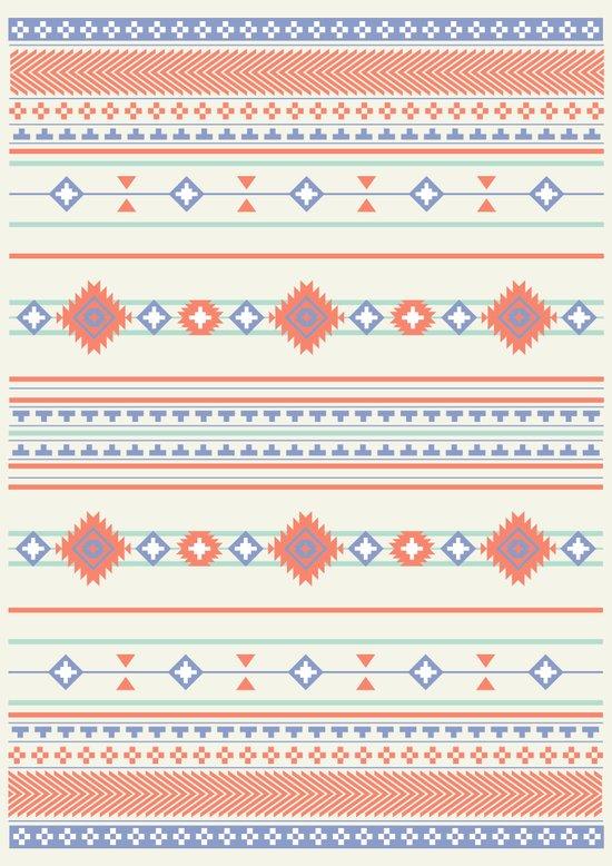 Navajo Two Art Print