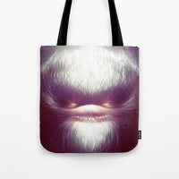 Smooth Fine Evil Tote Bag