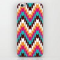Tribal Chevron II iPhone & iPod Skin