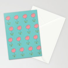 Color Me Pink with Spring Stationery Cards