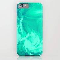 iPhone & iPod Case featuring Reflective Musing by Christy Leigh