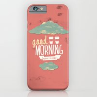 iPhone & iPod Case featuring Good morning by nameisirene