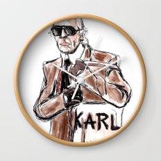 Karl who? Wall Clock