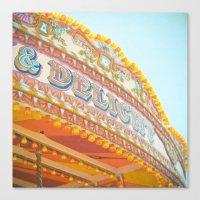 Fun and Delight Canvas Print
