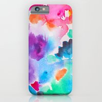 iPhone & iPod Case featuring SOMETHING SPLENDOROUS by Rebecca Allen
