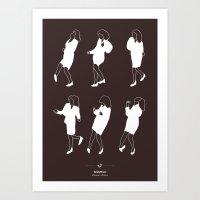 Seinfeld Art Print