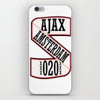 AJAX AMSTERDAM 020 iPhone & iPod Skin