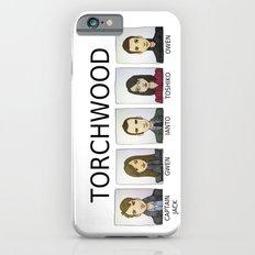 TORCHWOOD Slim Case iPhone 6s