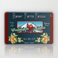 Washington Apples Laptop & iPad Skin