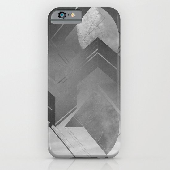 black&white iPhone & iPod Case