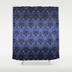 Haunted Mansion Ghost Pattern iPhone 4 4s 5 5s 5c, ipod, ipad, pillow case and tshirt Shower Curtain