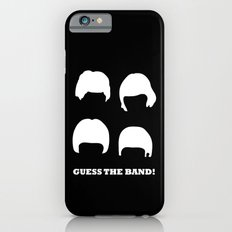 Guess the band! iPhone 6 Slim Case