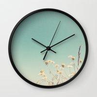 My Summer of Love Wall Clock