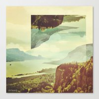 Alternate Perspective Canvas Print