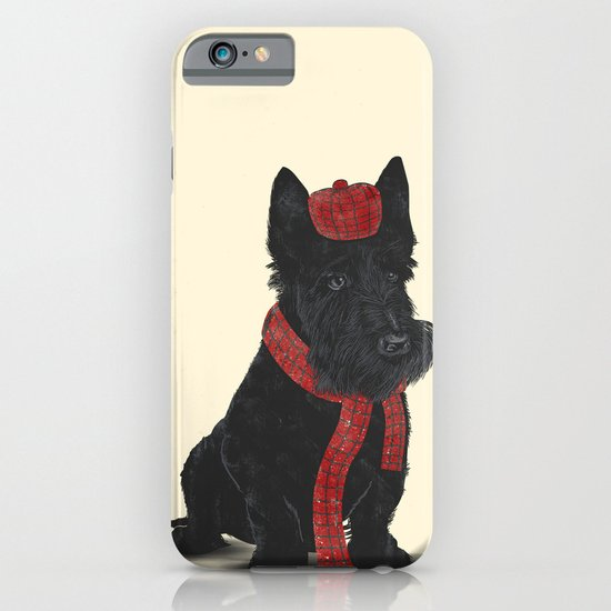 Scottie iPhone & iPod Case
