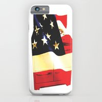 iPhone & iPod Case featuring American Homemaker  by mcmerriweather