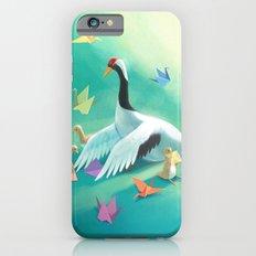 Origami Cranes Slim Case iPhone 6s