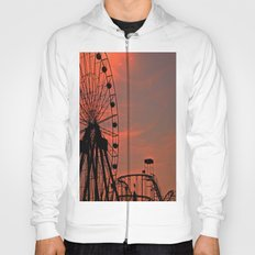 Sundown in Fun Town Hoody