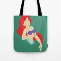 Ariel - The Little Mermaid Tote Bag