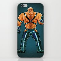 Leather Daddy iPhone & iPod Skin