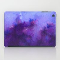 Heavenly Heather iPad Case