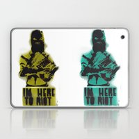 WRG - Weekly Riot Group Laptop & iPad Skin